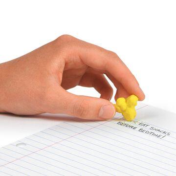 Fred Popcorn Erasers, Set of 12