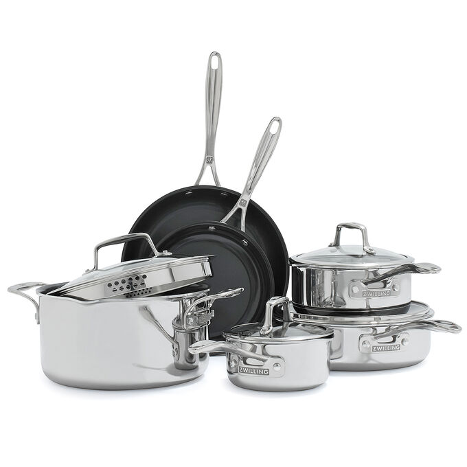 Zwilling Clad X3 10-Piece Cookware Set