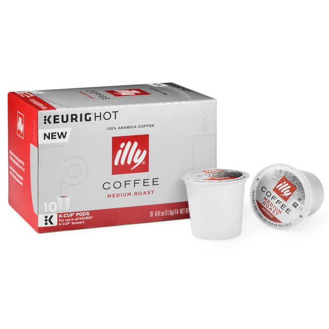 illy K-Cups, Medium Roast