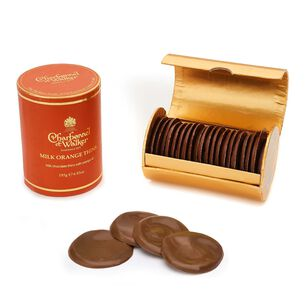 Charbonnel et Walker Milk Chocolate Orange Thins