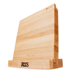 John Boos & Co. Edge-Grain Cutting Boards with Tablet Stands