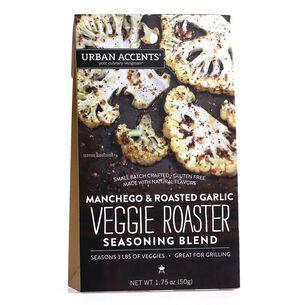 Urban Accents Manchego & Roasted Garlic Cauliflower Seasoning