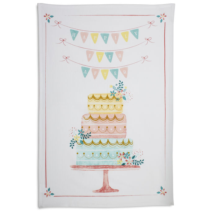 """Happily Ever After Kitchen Towel, 30"""" x 20"""""""