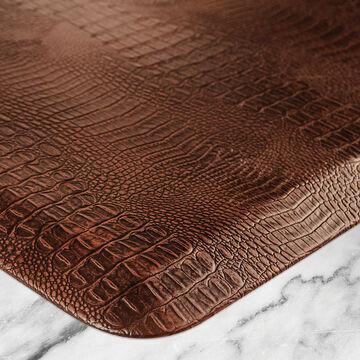 WellnessMats Croc Comfort Anti-Fatigue Mat, 6' x 2'