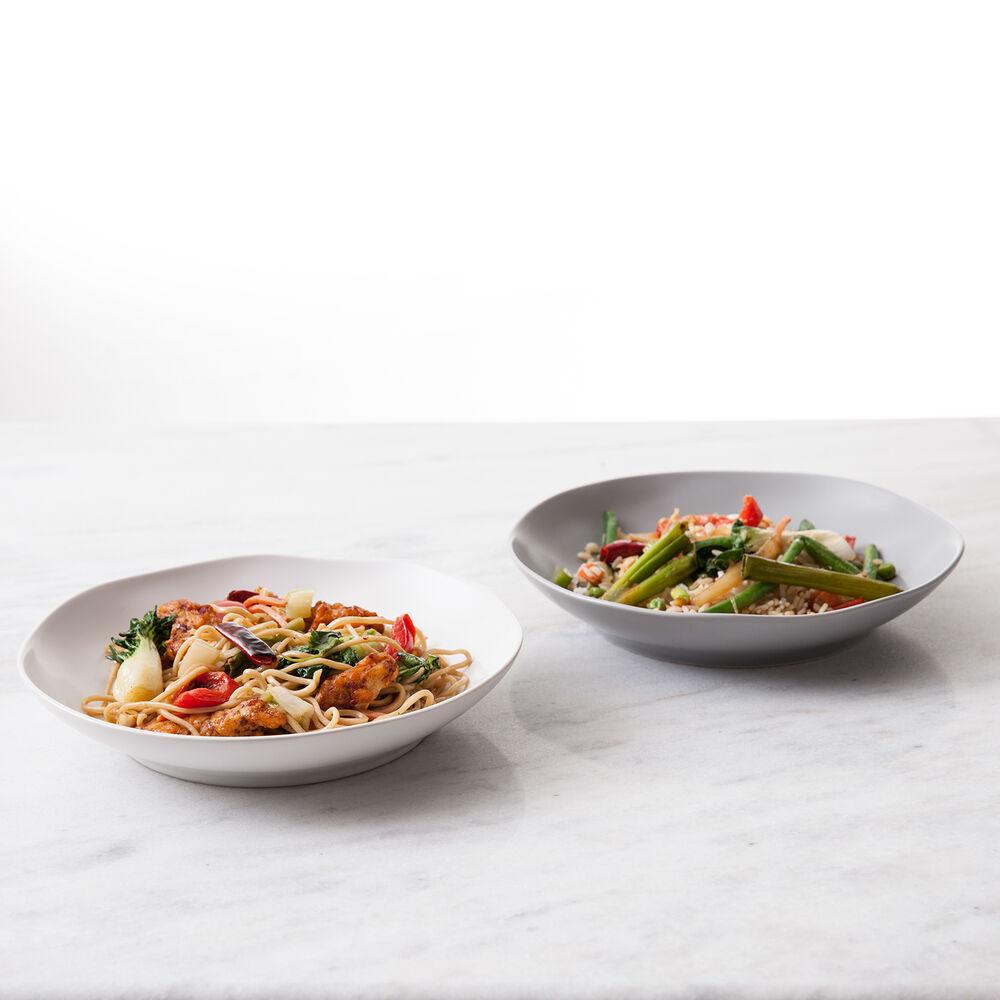 Fortessa Heirloom Pasta Bowls, Set of 4