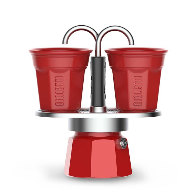 Bialetti Moka Express 2-Cup Mini Stovetop Espresso Maker
