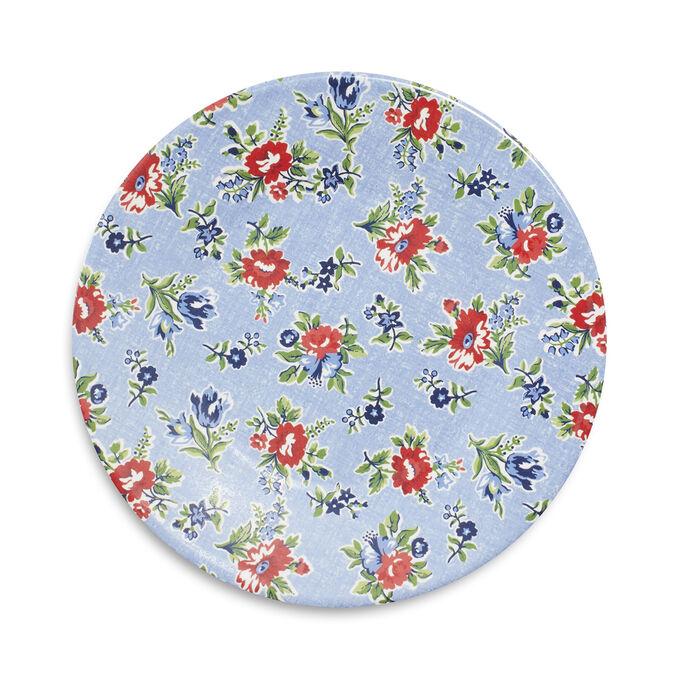 Summerhouse Salad Plate