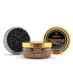 Caviar & Caviar Black Truffle Caviar