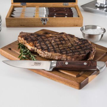 Viking Professional Steak Knives, Set of 6