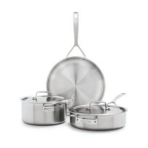 Demeyere Essential5 Cookware, Set of 5