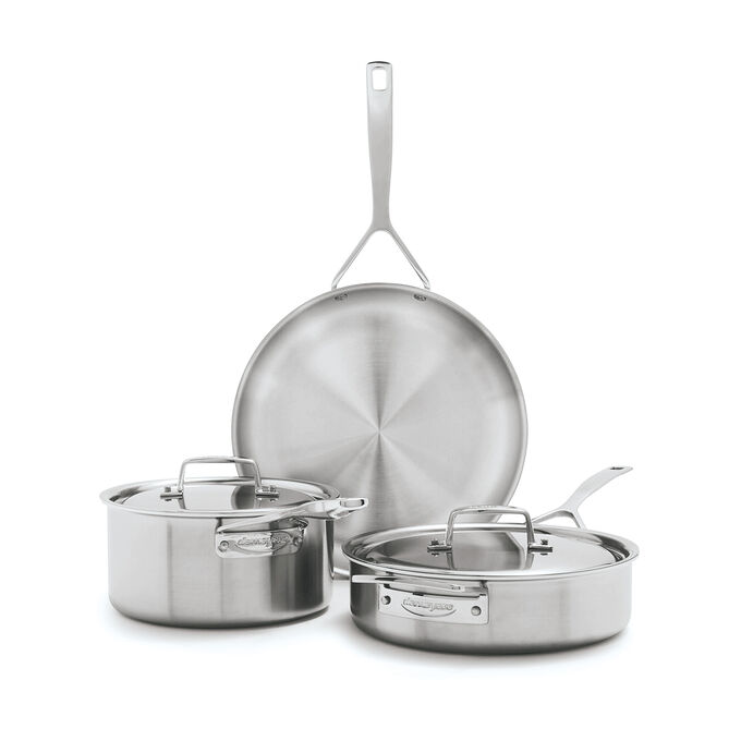 Demeyere Essential5 Cookware, Set of 5