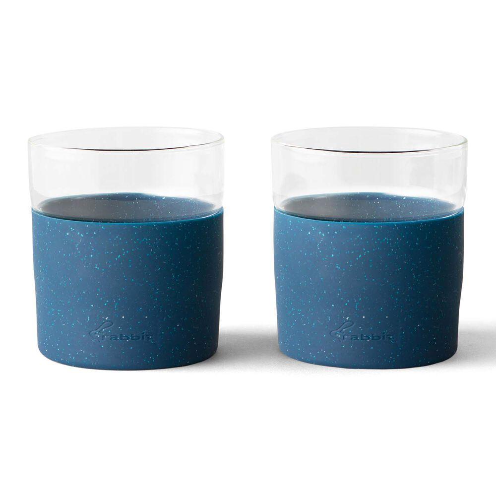 Rabbit Freezable Whiskey Glasses, Set of 2