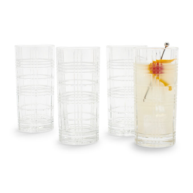 Tate Glasses, Set of 4