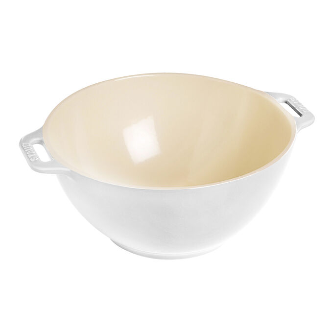Staub Ceramic Serve Bowl, 3.4 qt.