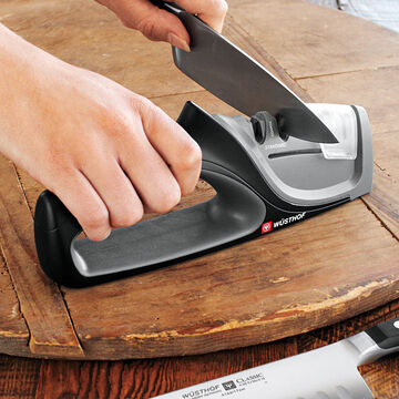 Wüsthof Four-Stage Handheld Sharpener