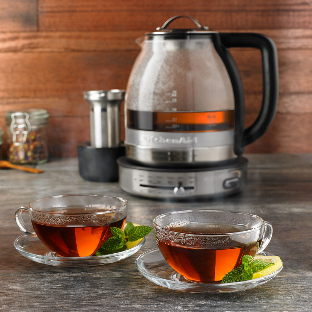 KitchenAid® Electric Glass Kettle