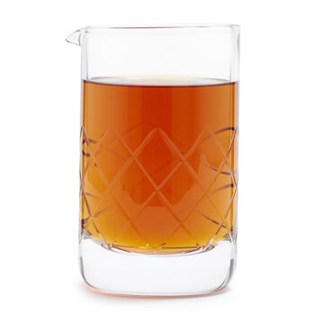Viski Crystal Mixing Glass