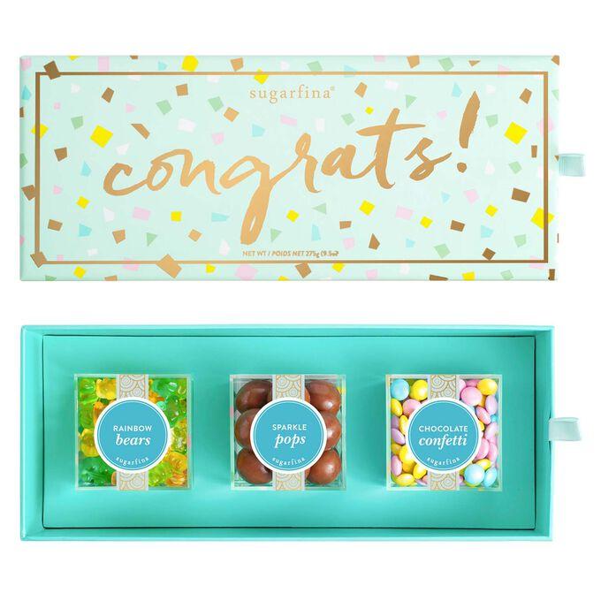 Sugarfina Congrats Candy Bento Box