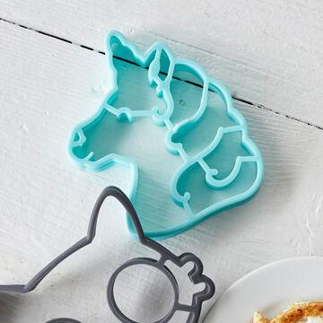 Fred Crack A Smile Unicorn Breakfast Mold