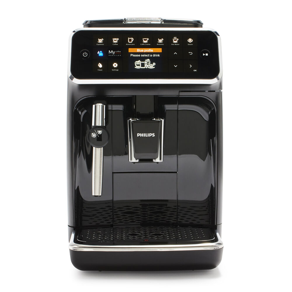 Philips 4300 Fully Automatic Espresso Machine with Classic Milk Frother