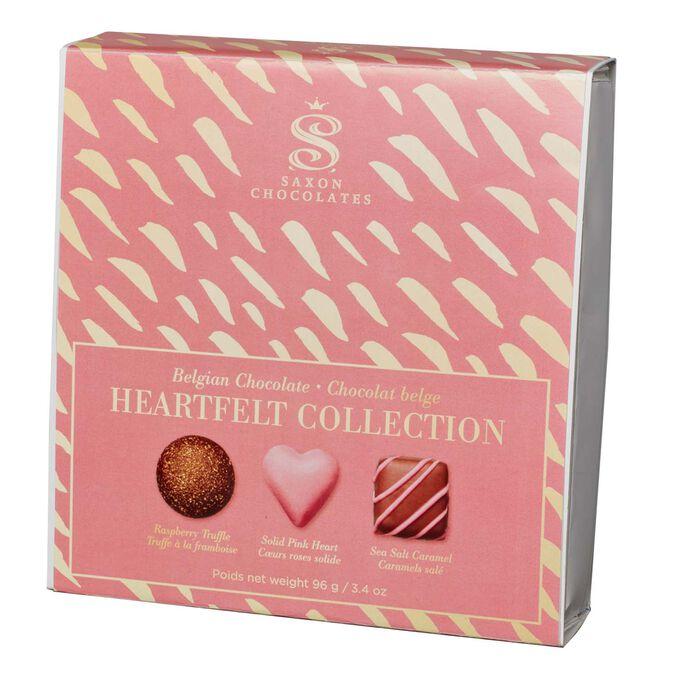 Saxon's Heartfelt Collection