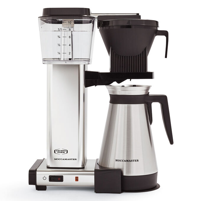 Technivorm Moccamaster KBGT Coffee Maker with Thermal Carafe