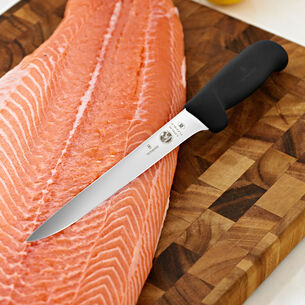 "Victorinox Fibrox Pro Flexible Boning Knife, 6"""