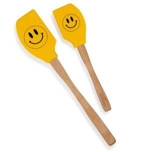 Smiley Face Spatulas, Set of 2