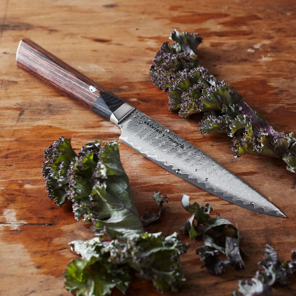 """Bob Kramer Meiji 5.5"""" Utility Knife by Zwilling J.A. Henckels"""