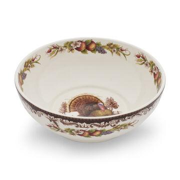 Turkey Serving Bowl