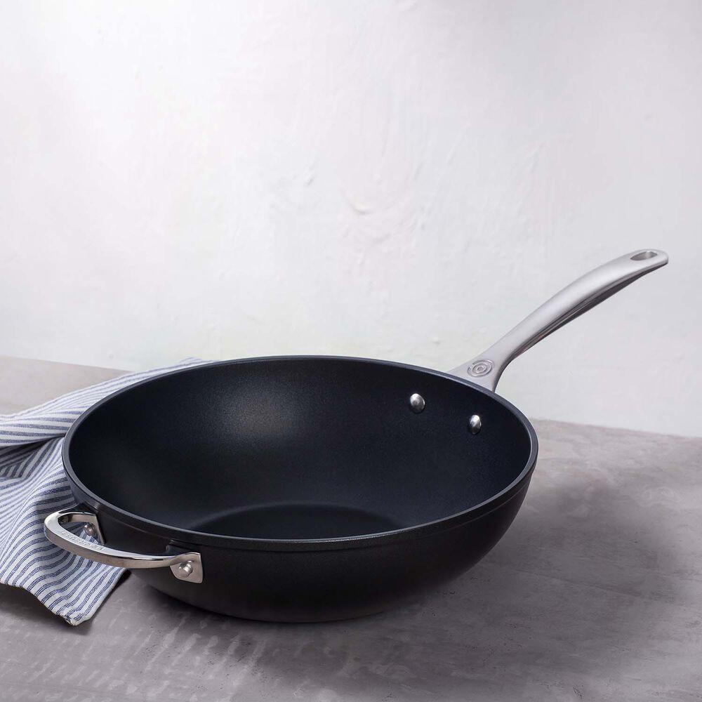 "Le Creuset Toughened Nonstick PRO Stir-Fry Pan, 12"""
