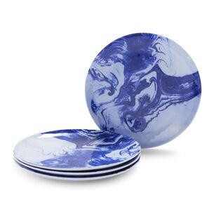 Oceana Appetizer Plates, Set of 4