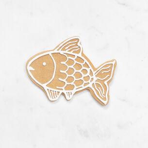 """Cute Fish Cookie Cutter, 3"""""""
