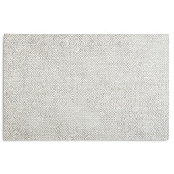 Chilewich Mosaic Floor Mat, Grey