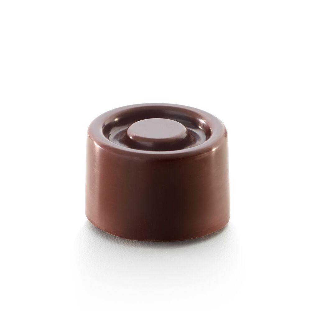 Lékué Round Chocolate Mold