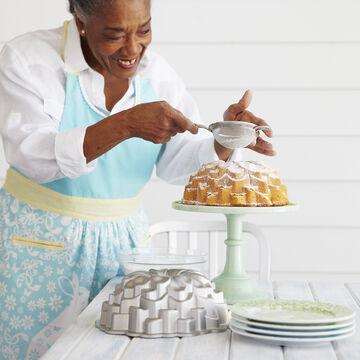 "Mosser Jadeite Cake Stand, 12"""