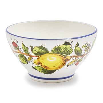 Nova Deruta Lemons Cereal Bowl