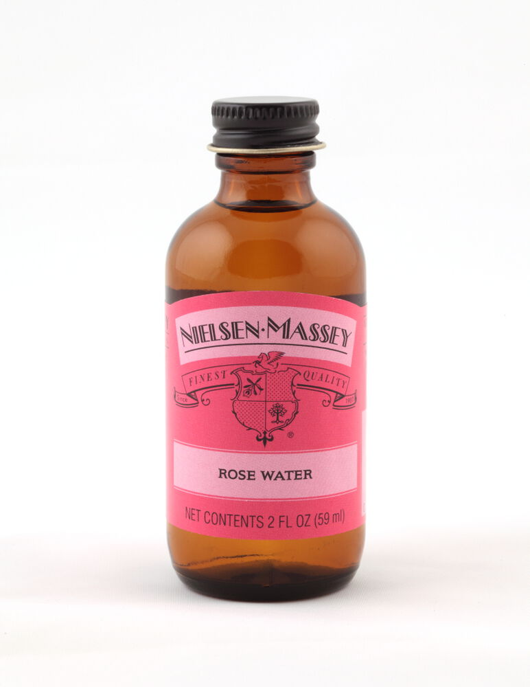 Nielsen Massey Rose Water