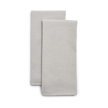 "Organic Cotton Kitchen Towels, 26"" x 16"", Set of 2"