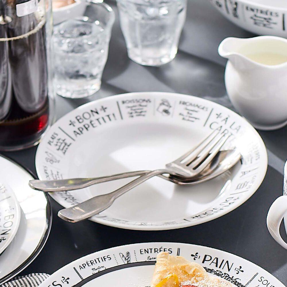 Plat du Jour Soup Plate