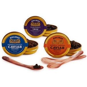 Kolikof Caviar Premium Ossetra Gift Set