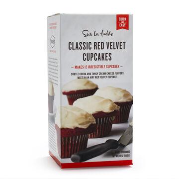 Sur La Table Classic Red Velvet Cupcakes