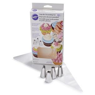 Wilton 12-Piece Cupcake Decorating Set