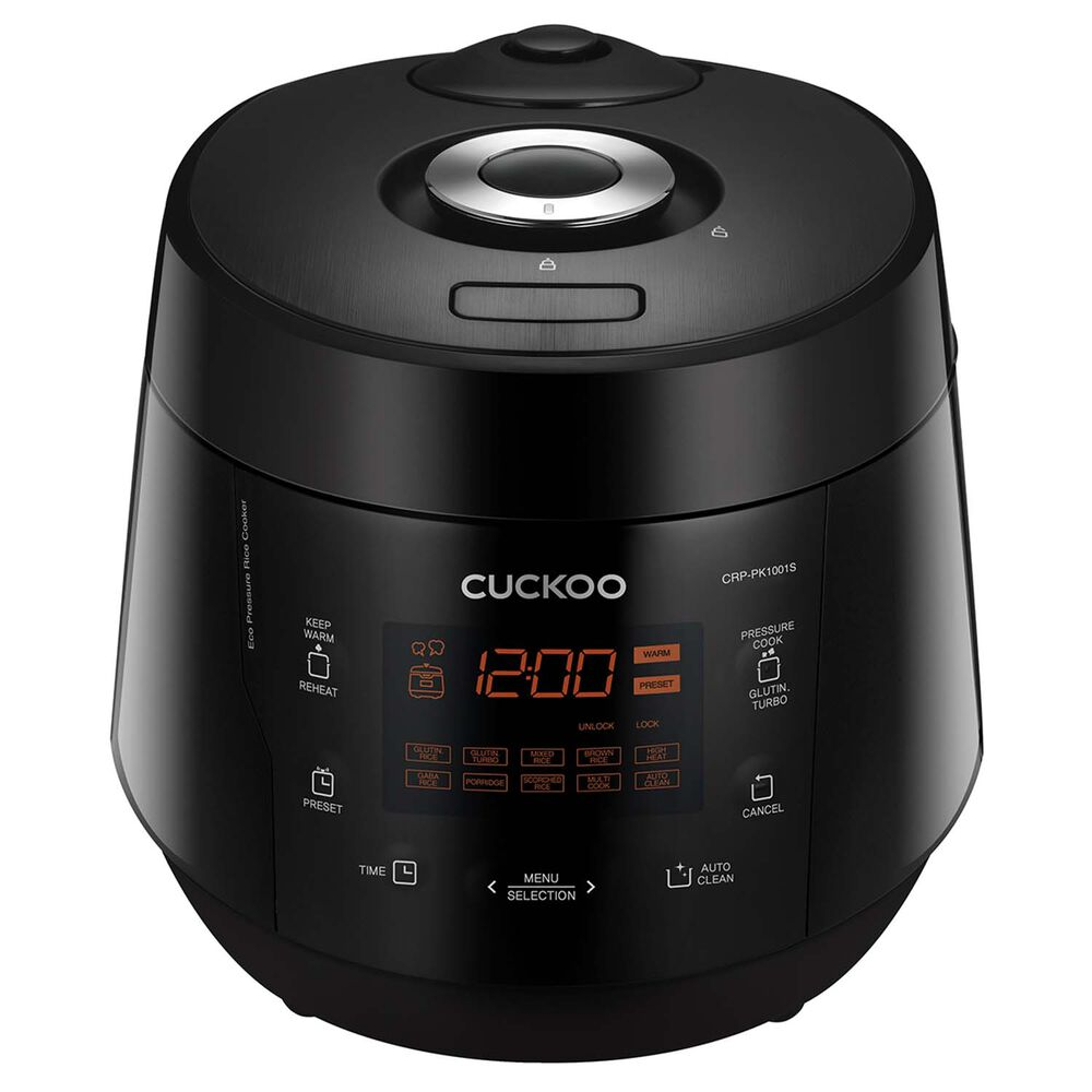 Cuckoo Heating Pressure Rice Cooker, 10 Cup
