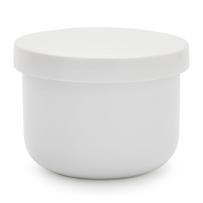 Porcelain Salt Keeper
