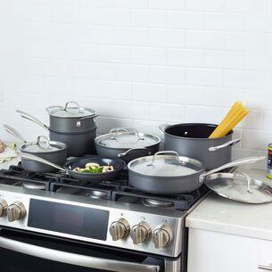 Cuisinart GreenGourmet Hard Anodized 12-Piece Cookware Set