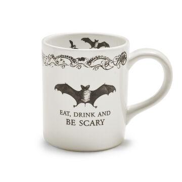 Eat, Drink and Be Scary Halloween Mug, 15 oz.