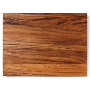 Acacia Wood Long Grain Chop Board