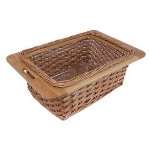John Boos Wicker Basket