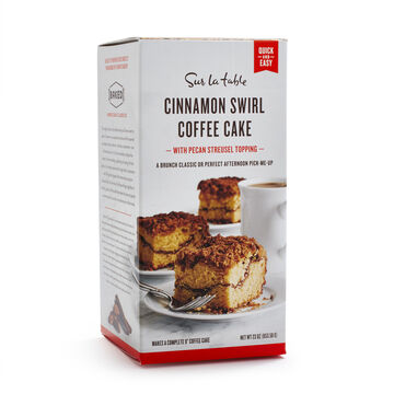 Sur La Table Cinnamon Swirl Coffee Cake